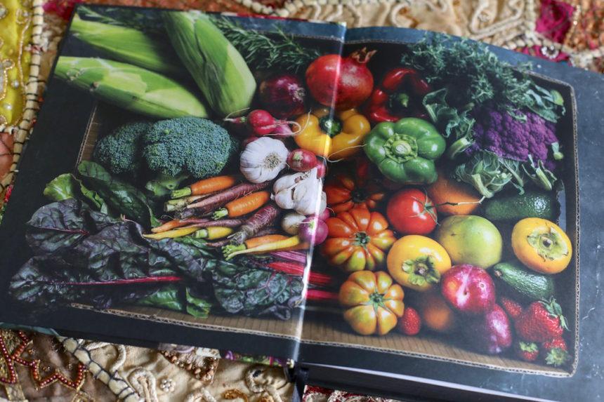 EAT VEGAN kookboek groente groenten plantaardig eten veganistisch