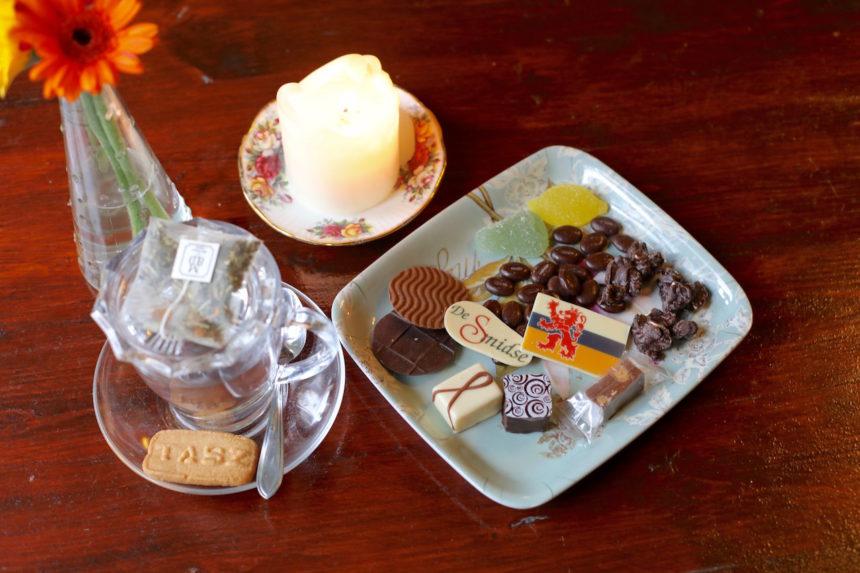 Luxe koffie bij Herberg De Smidse Epen