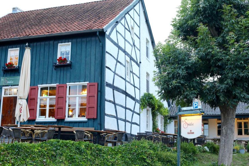 Herberg De Smidse Epen biologisch hotel overnachten eten zuid limburg