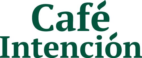 Logo Café Intención fairtrade biologische koffie horeca restaurants darboven koffie