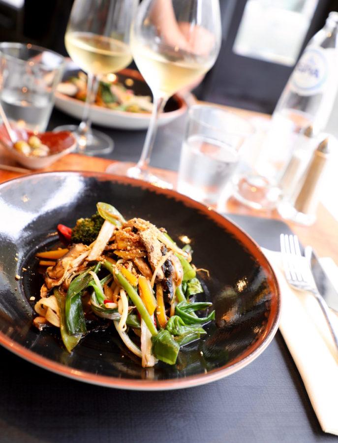 Belle de Jour Oostende vegetarisch eten restaurants