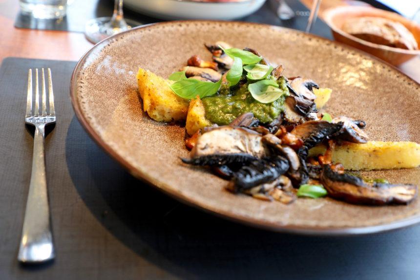 Belle de Jour Oostende vegetarisch eten puuruiteten