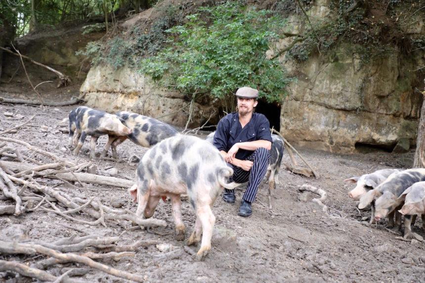 Landgoed Heerdeberg, herberg bij de Paters puur uit eten cadier en keer biologisch restaurant maastricht coenraad reinders