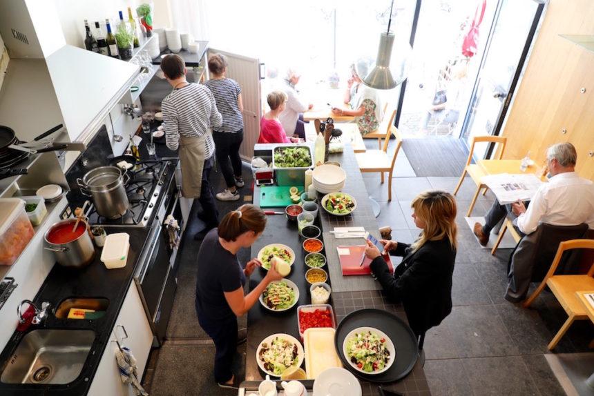 Passe Vite Oostende vegetarisch restaurant puuruiteten