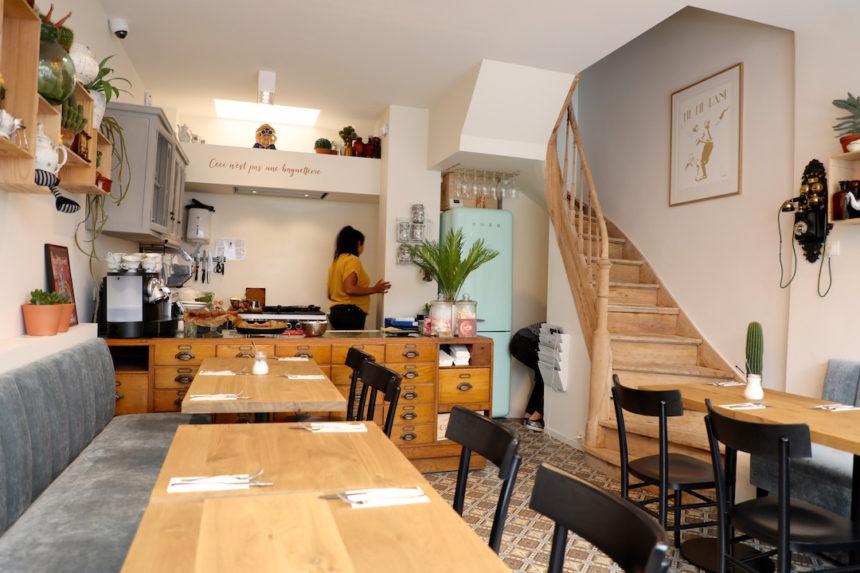Sanseveria bagels Oostende vegetarisch restaurant puuruiteten hotspots