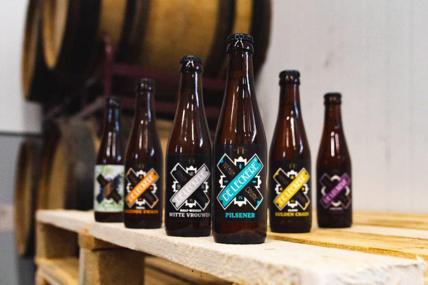 De Leckere bier biologisch