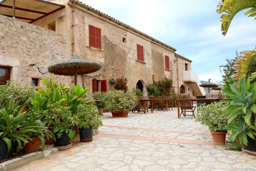Agroturismo Ses Cases Noves Mallorca