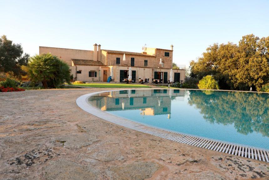Agroturismo Sos Ferres Mallorca rustige hotels puuruiteten reizen