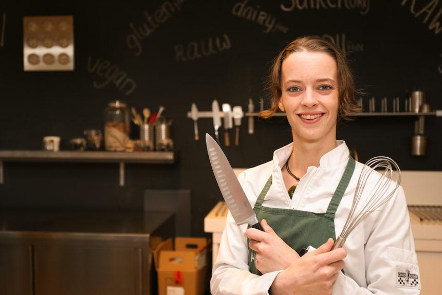Iris Heuer GreenTwist catering biologisch eindhoven healthy chef aan huis