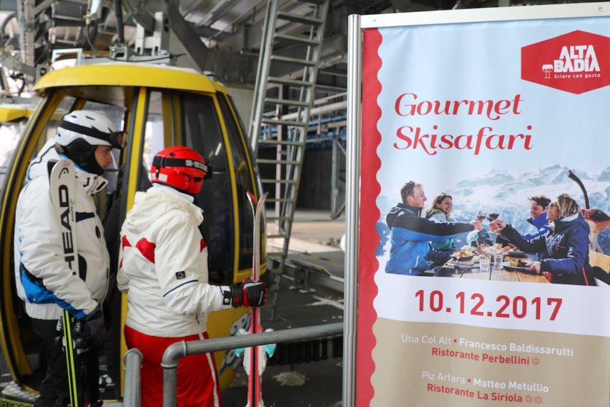 Gourmet skisafari Alta Badia italie dolomieten zuid tirol