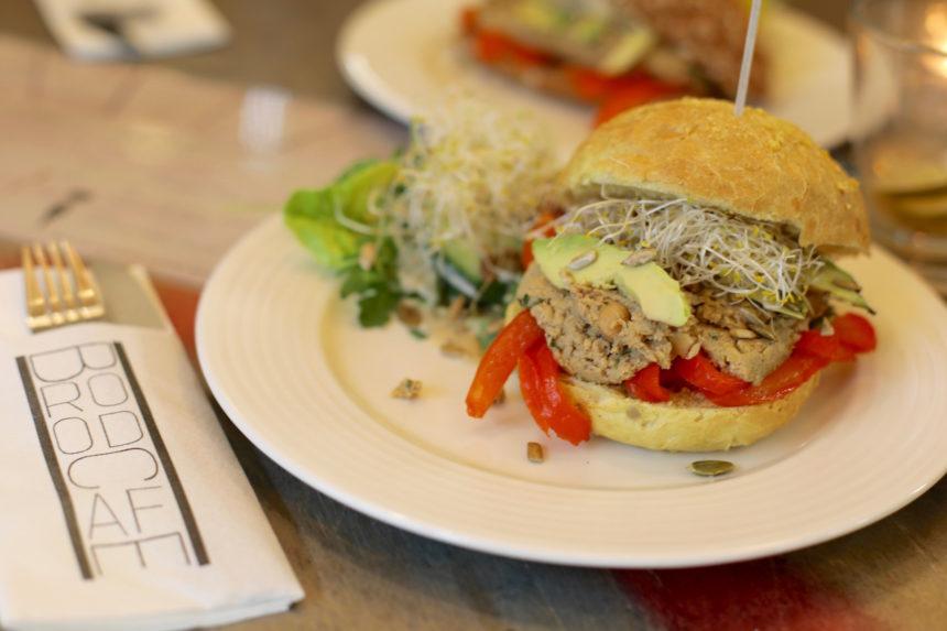 Driekant BroodCafe Zutphen biologisch lunch