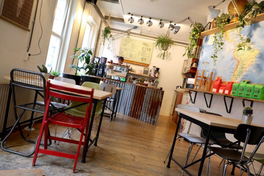 Livingstone Coffee Bar Amersfoort