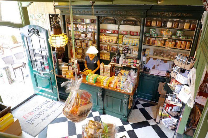 Deventer Koekwinkel puur uit eten