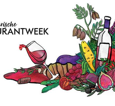 Vegetarische Restaurantweek 2019