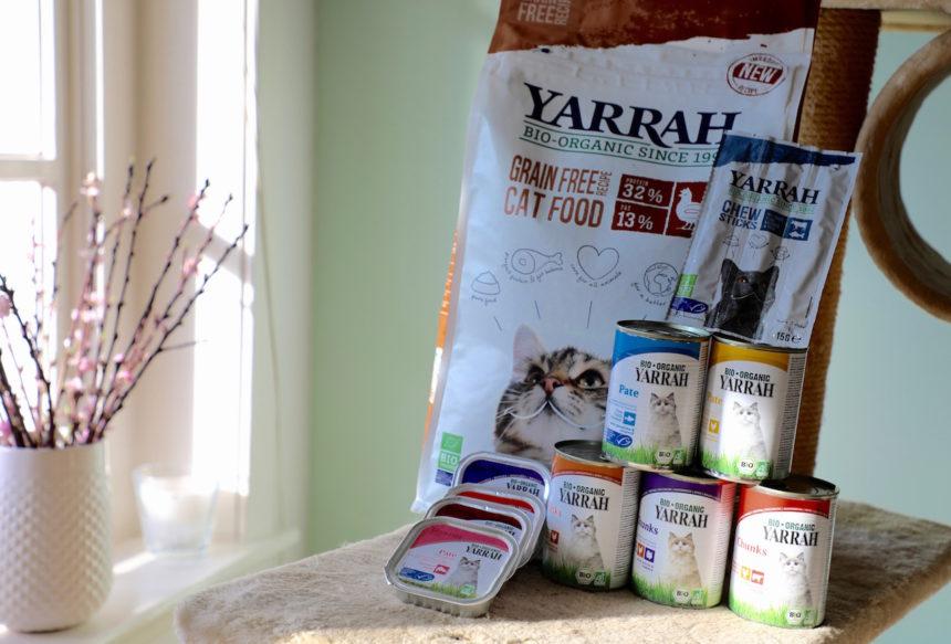 Yarrah biologisch kattenvoer