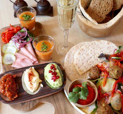 6x restaurants met lekker vegetarisch eten