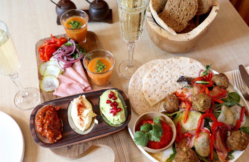 Restaurant Boulebaar Hasselt vegetarisch lekker uit eten