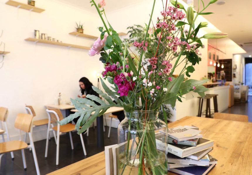 Sladerij in Hasselt hotspots saladebar vegetarisch eten