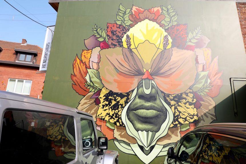 Graffiti & Street Art in Hasselt route