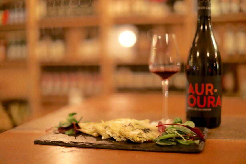 The Hive Wellbeing Londen biologische wijn organic wine bar london wijnbar wijn