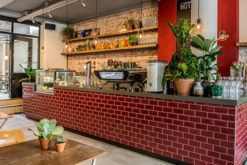 Bhalu yoga Nijmegen biologisch restaurant