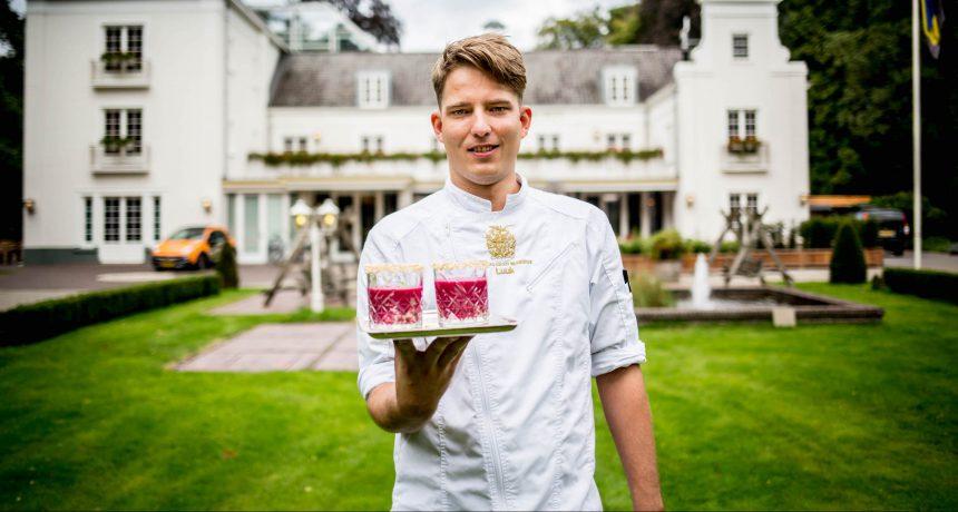 recept gazpacho rode biet luuk van rennes groot warnsborn arnhem hotel