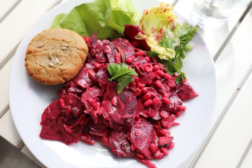 Bistro Rozmaryny Olomouc vegetarisch vegan restaurant