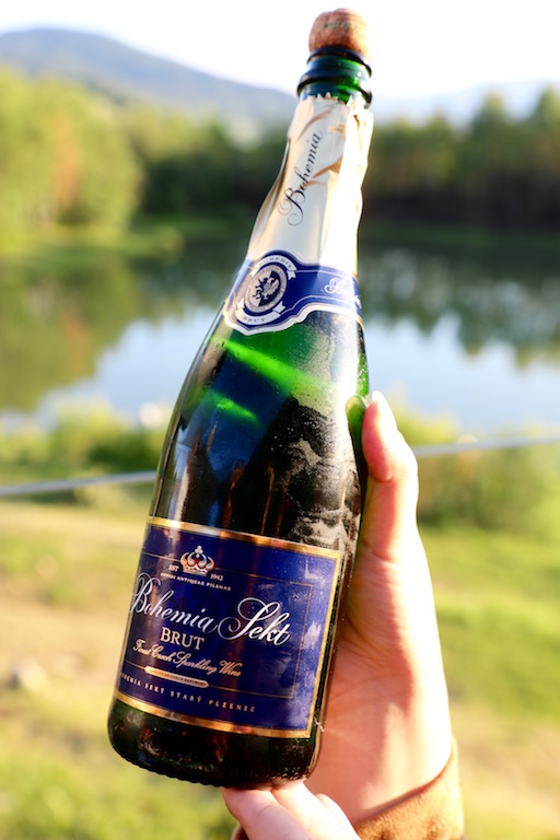 Bohemia Sekt wijn tsjechie