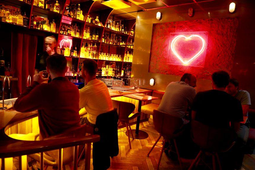 4pokoje cocktailbar Brno Tsjechie