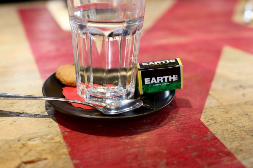 EARTH Tea De Rede Lelystad