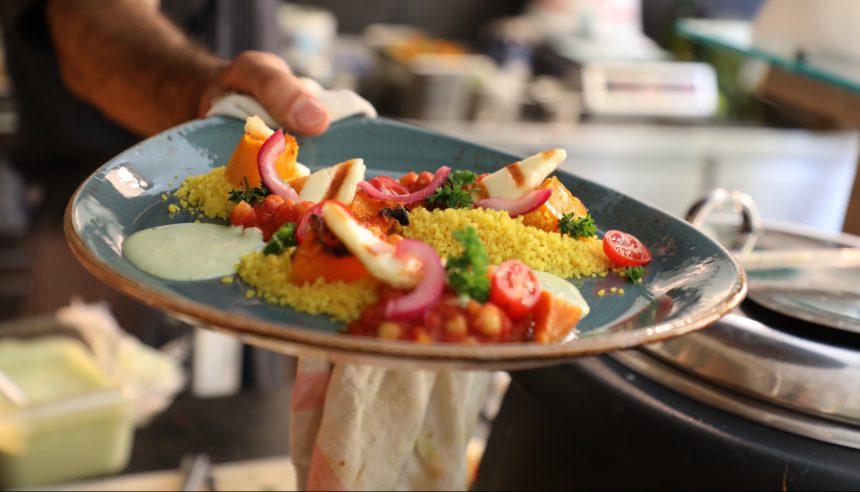 Etnosvet vegetarische restaurants Praag
