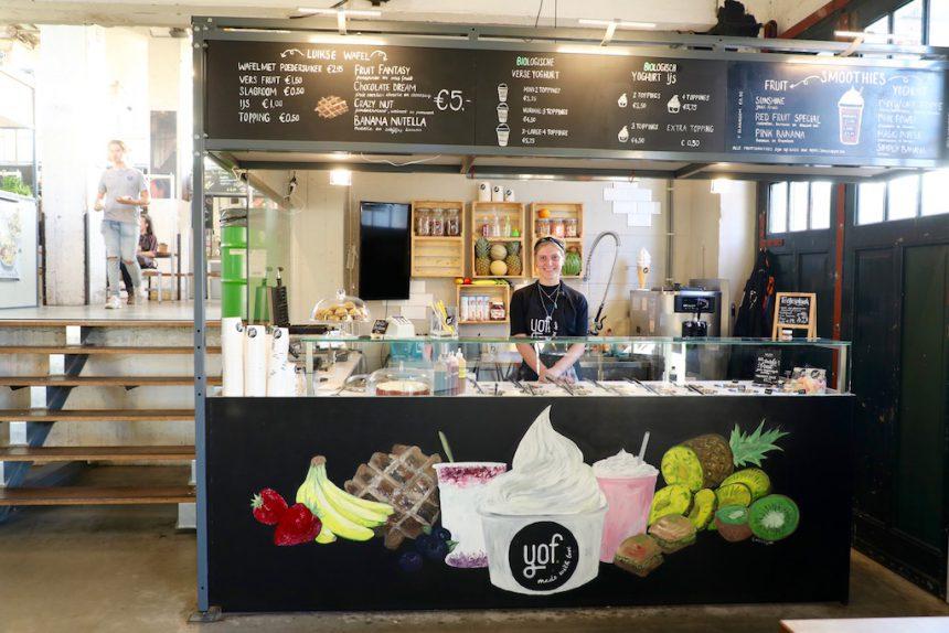 Fooddock Deventer havenkwartier foodhal foodmarkt