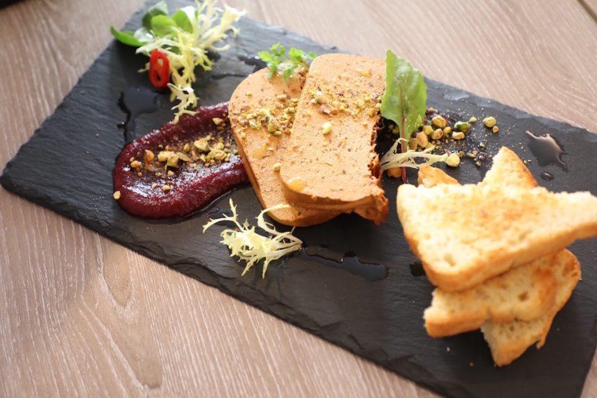 Vegan restaurant Forrest bistro Praag