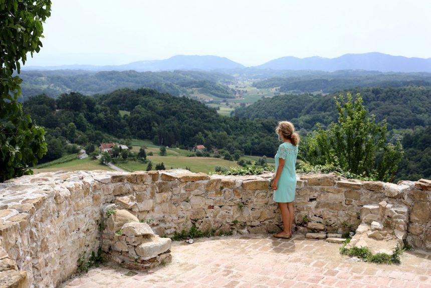 Jeannette van Mullem in Kroatië reisblog puuruiteten reizen