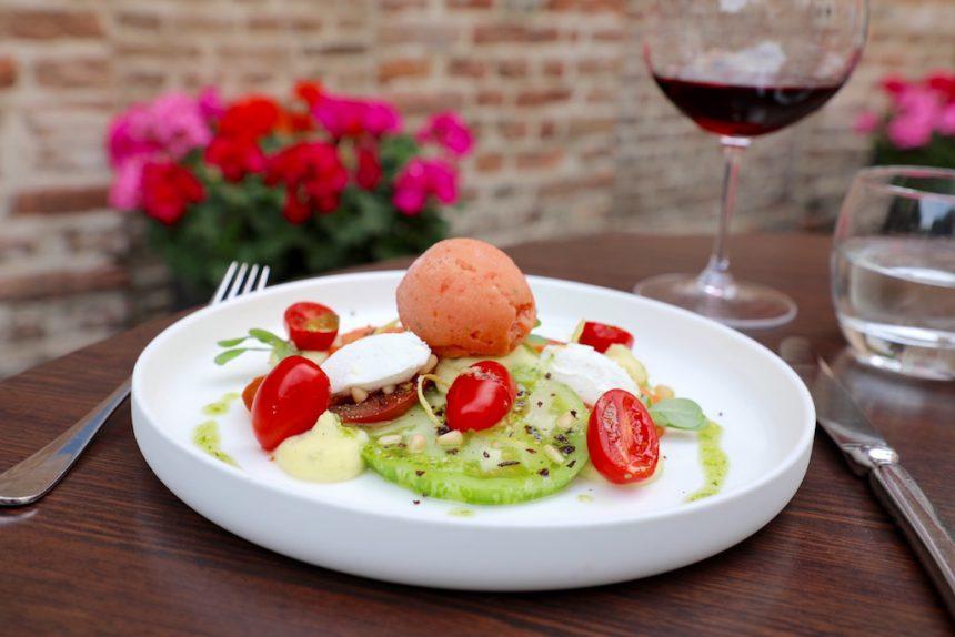 Puur! uit eten in Deventer Restaurant Bouwkunde