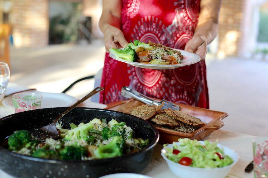 Repro Eko Farm Jastrebarsko vegan restaurant