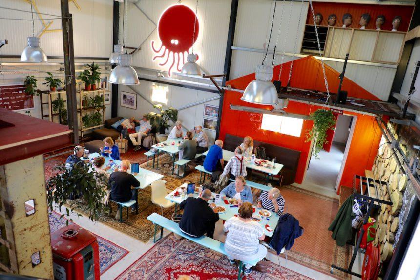 Restaurant De Rode Haring Vis à Vis Almere