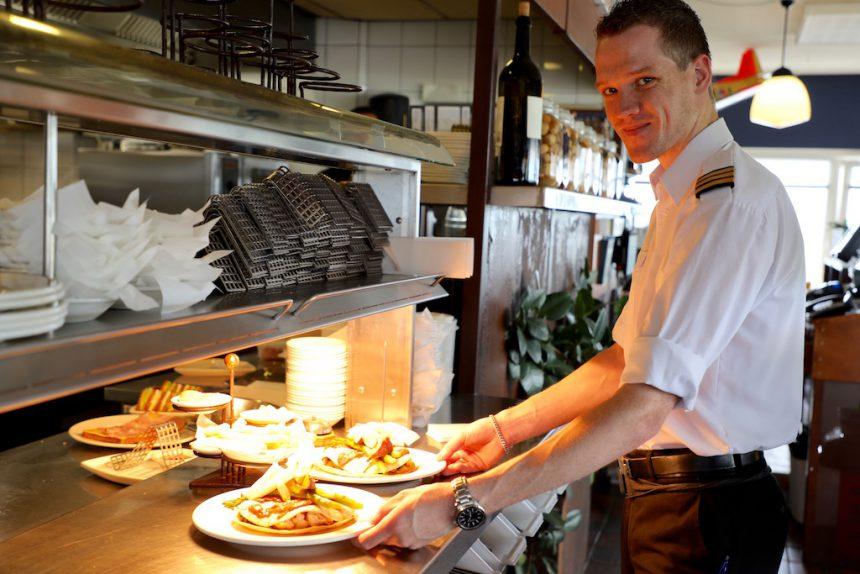 Restaurant Flantuas Lelystad Airport