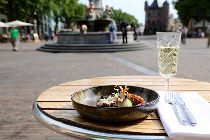Restaurant Goesting Deventer puur uit eten vegetarisch eten