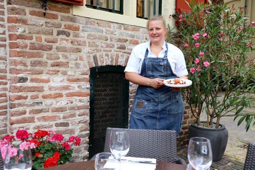 Restaurant Bouwkunde Deventer Nickey Vlierhuis