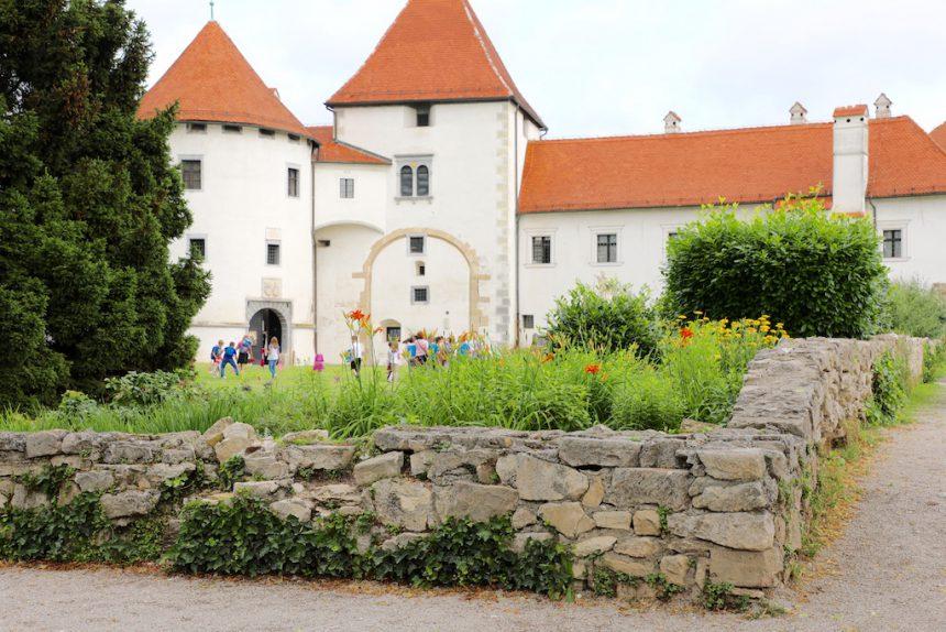 Varazdin Stari Grad kasteel