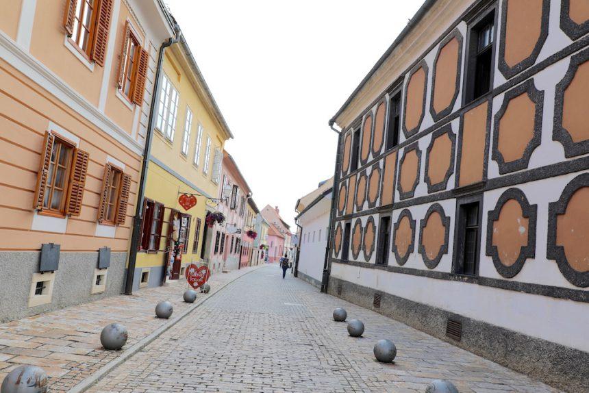 Varazdin Kroatië