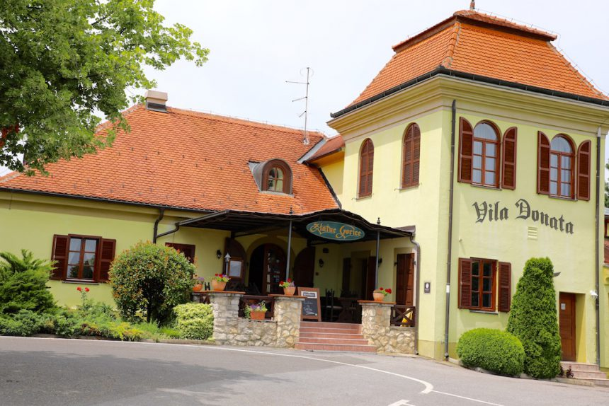 Vila Donata Midden-Kroatië hotel