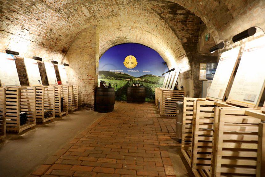 Vin Salon wijn proeven in Zuid-Moravië