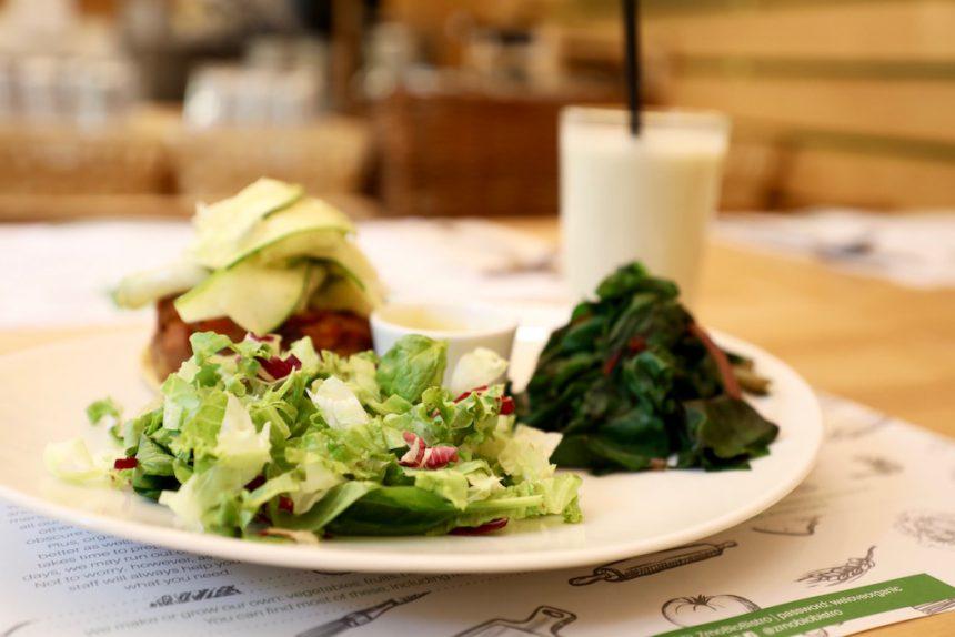 Zrno bio bistro Zagreb biologisch vegan restaurant zagreb in 24 uur