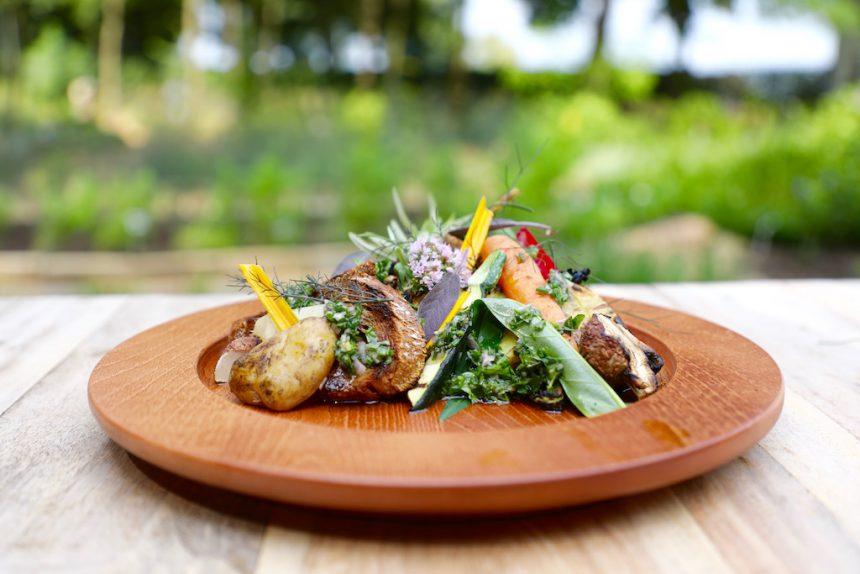 Heerdeberg groenten op de bbq vegan vegetarisch barbecue recept puuruiteten