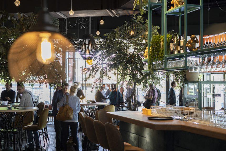 JANS' Arnhem puuruiteten biologisch restaurant