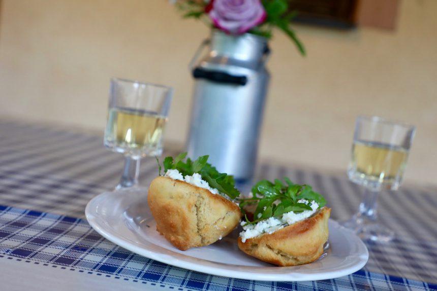 Witte bonenspread Pod Zumberak vegan recept