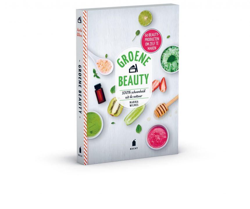Groene Beauty cover boek