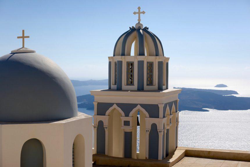 Santorini wandeling van Fira naar Oia